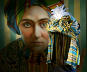 Alexander the Man Who Knows' original turban.