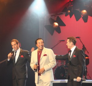 Human Nature Laughing with Smokey Robinson