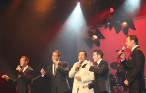 Human Nature Singing with Smokey Robinson