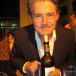 Actor and Vintner of Pursued by Bear vineyards, Kyle Maclachlan stopped by for a chat.
