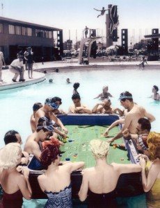 1953 Sands Pool