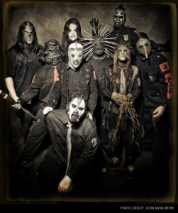 Slipknot will play at 8 p.m. at the Palms on Oct. 31. Photo by John McMurtrie
