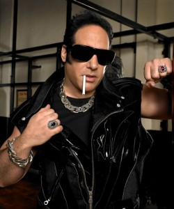 Andrew Dice Clay shakes things up at the Riviera