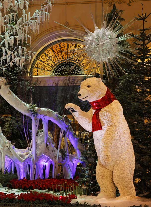 Holiday Shows Vegas