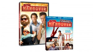 "The hit movie ""The Hangover"" comes out on Blu-ray ™ and DVD and is available for download on Dec. 15."