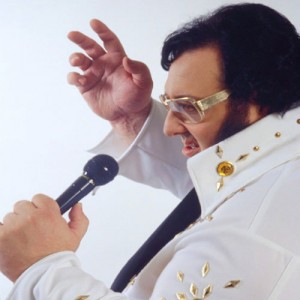 Pete Vallee as Elvis