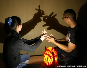 "Shadow Puppetry at ""KA."""