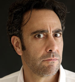 Brad Garrett has opened a comedy club at the Tropicana