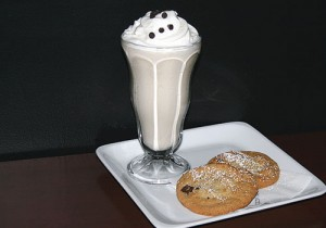 Shake & Cookies at Lagasse's Stadium