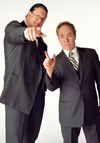 Penn & Teller at the Rio