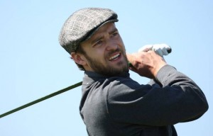 Photo by Steve Marcus of the Las Vegas Sun. Justin Timberlake drives off the second tee during a pro-am at TPC Summerlin. This year's Justin Timberlake Shriners Hospitals for Children Open, part of the PGA Tour's fall series, will be played Oct. 21 through Oct. 24 at the course.