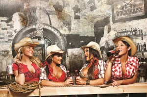 Rockhouse Cowgirls
