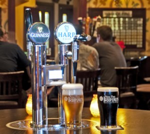 The Draft Master Table, which allows patrons to pour their own beers, has made its way into 10 Las Vegas locations.