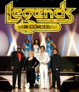 Legends Small Cast