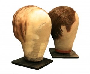 "In ""Phantom: The Las Vegas Spectacular"" at The Venetian, the Phantom wears two wigs, which have been dubbed the ""alopecia"" and ""handsome"" wigs."