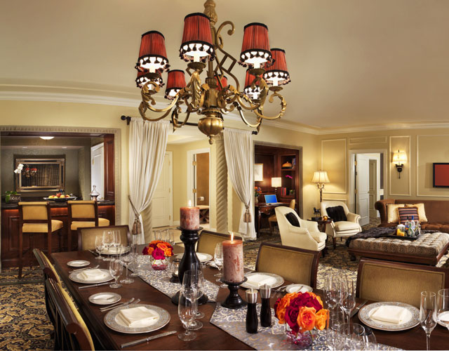 The Tuscany Suite at Green Valley Ranch Resort