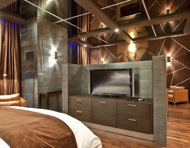 The Mr. Kong Suite at Hard Rock Hotel