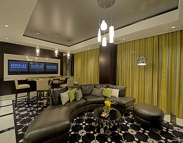 The Pents Penthouse Suite at Hotel 32 in the Monte Carlo