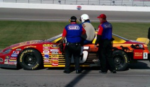 Richard Petty Provides An Experience Of A Lifetime Las