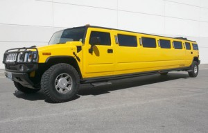Take a limo somewhere during the bachelor party celebration.