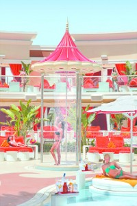 The $70 million oasis known as Encore Beach Club features three pools and 26 cabanas.