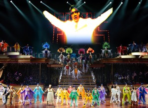 Cirque du Soleil's Viva Elvis performs twice a night Tuesday-Saturday at Aria Resort & Casino giving Elvis fans a large production of the King's best work. Tickets start at $116.40.