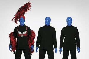 Blue Man Group puts on one of Vegas' most inventive shows.