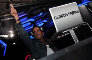 Clinton Sparks returns to Moon Nightclub at the Palms on June 11. Photo courtesy of 9 Group.