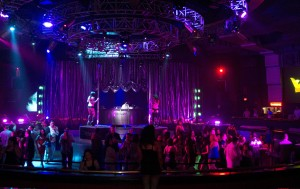 Crown Nightclub opens its doors for Latin Labido Night every Wednesday. Photo by Scott Berry.