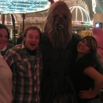 What a Wookiee!