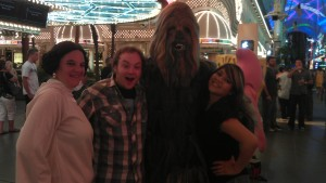 Wookiees and Neon