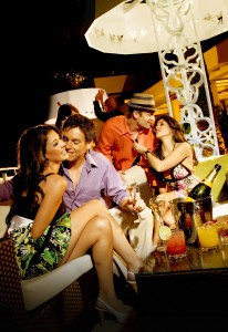 Havanatone at Rhumbar every Wednesday night is the Las Vegas Strip's only outdoor Latin night.