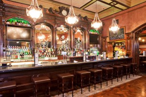 Rí Rá inside Mandalay Bay is more than just an authentic Irish pub, it's filled with Irish relics, bands and, of course, beer.