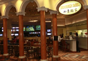 Noodle Asia at the Venetian