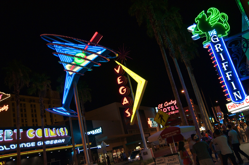 Fremont East District Packs A Lot Of Personality Las Vegas Blogs