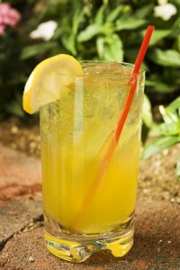 The MGM Grand and other MGM properties have gone to low-calorie drinks for its summer cocktail menu included the Drunken Palmer. The cocktail is a take on a classic Arnold Palmer but with less than 100 calories.