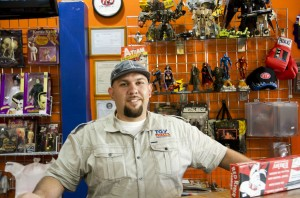 "Johnny Jimenez, owner and ""Pawn Stars"" toy expert"