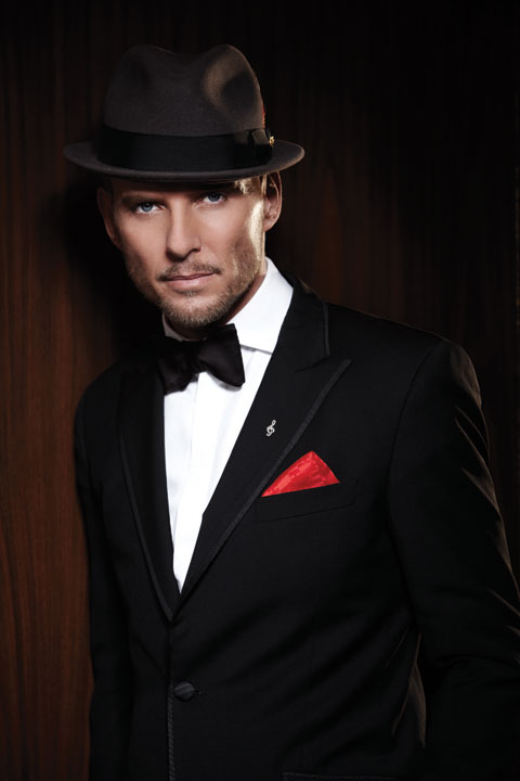 British singing sensation Matt Goss is one of the star attractions at Caesars Palace.