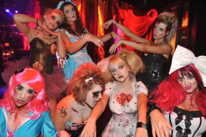 Some parties are to die for. Photo: Danny Mahoney/XS and Tryst Nightclubs