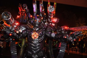 Vegas partiers go all-out with their Halloween costumes.  Photo: Danny Mahoney/XS and Tryst Nightclubs