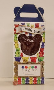This gummy bear ($39) weighs a staggering five pounds and is available at the Sugar Factory.