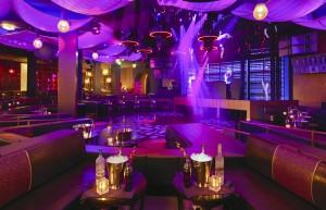 You can be party rockin' in style at Marquee.