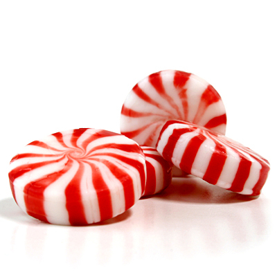Christmas Peppermint Candy