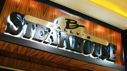 Bally's Steakhouse showcases the best of the season.