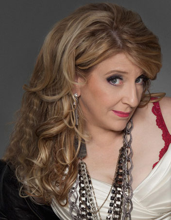 Insult comedienne Lisa Lampanelli is Las Vegas bound this weekend.