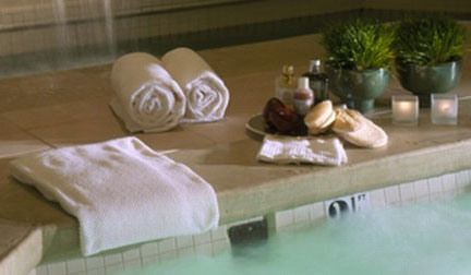 Experience true relaxation and rejuvenation at The Spa at Ravella.