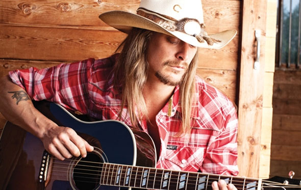 Kid Rock will appear live in concert at the House of Blues inside Mandalay Bay.
