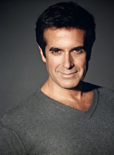 Magician David Copperfield