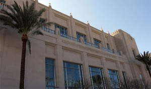 The Smith Center exterior