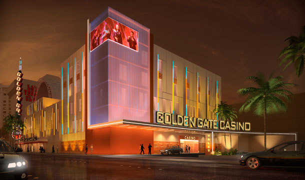 A Return To Glamour At The Historic Golden Gate In Downtown Las